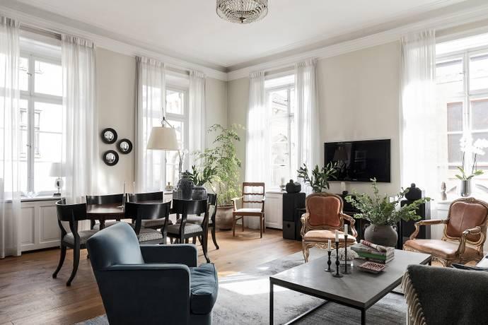 Bild: 3 rum bostadsrätt på Lilla Nygatan 16, Stockholms kommun Gamla Stan