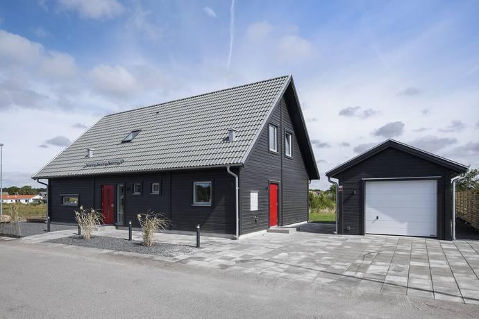 Bild: villa på Staffansvägen 20, Luleå kommun Brändön