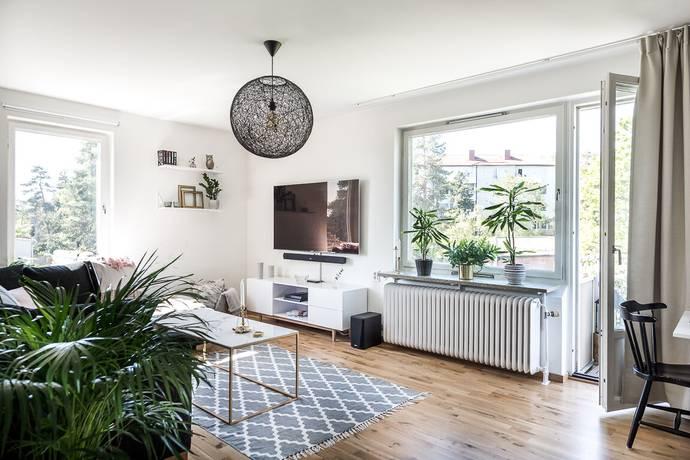 Bild: 2 rum bostadsrätt på Rusthållarvägen 159, 3tr, Stockholms kommun Bagarmossen