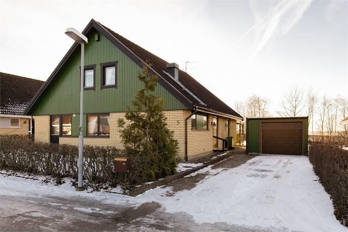 Bild: 6 rum villa på Backsippestigen 5, Mjölby kommun Mantorp - Veta