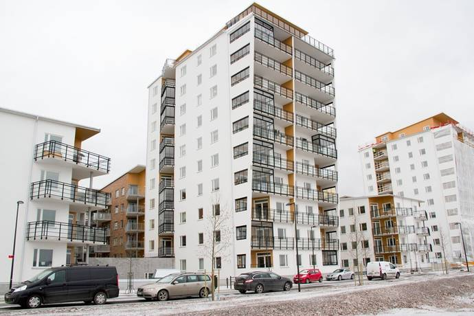 Bild: 2 rum bostadsrätt på Vättersnipsgränd 1, Jönköpings kommun Munksjöstaden