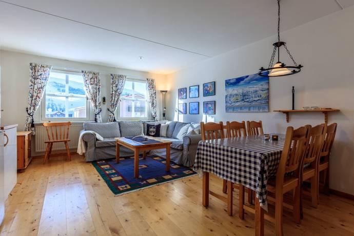 Bild: 3 rum bostadsrätt på Hamrafjällsvägen, lgh C 12, Härjedalens kommun Tänndalen