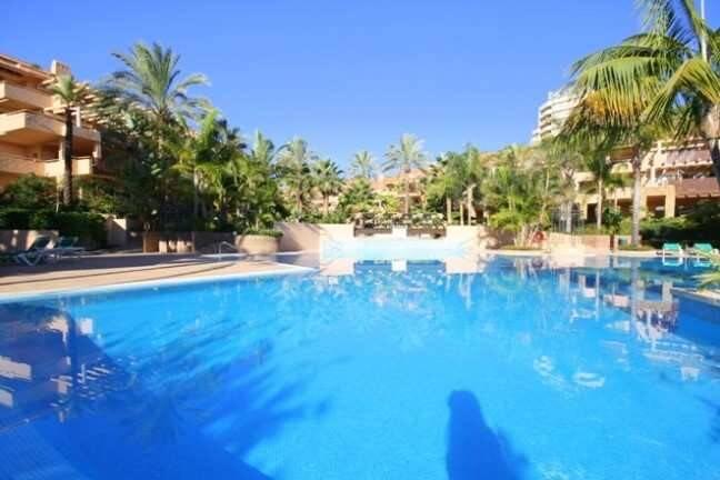 Bild: 3 rum bostadsrätt på Trevlig lägenhet med stor terrass!, Spanien Marbella - Rio Real