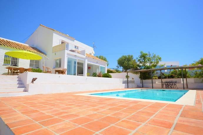 Bild: 4 rum villa på Sierrezuela - Härlig villa med privat pool, Spanien Fuengirola