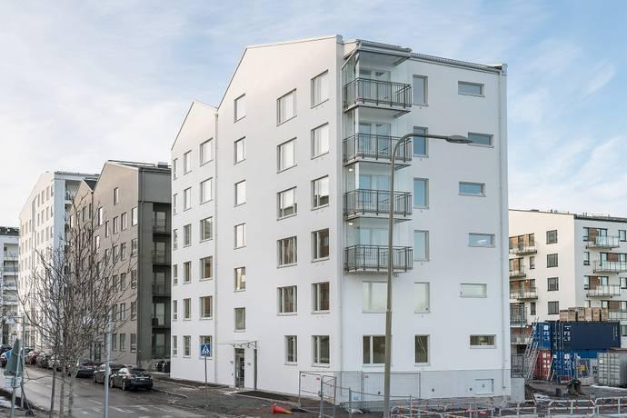 Bild: 1 rum bostadsrätt på Hjulstavägen 88, Stockholms kommun Spånga-Rinkeby