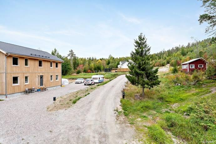 Bild: tomt på Klissvägen, Sundsvalls kommun Sidsjön - Sörnacksta