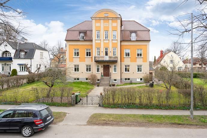 Bild: 3,5 rum bostadsrätt på Villagatan 12, Norrköpings kommun Kneippen