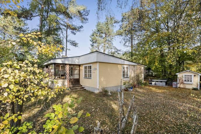 Bild: 3 rum fritidshus på Hägervägen 6446, Sölvesborgs kommun Torsö