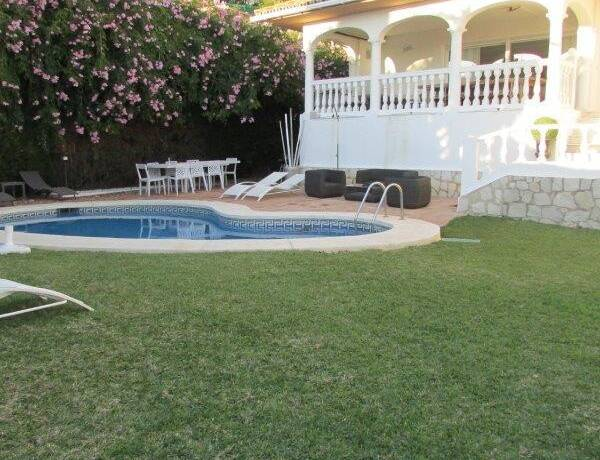 Bild: 5 rum villa på V5572-SSC, Spanien Mijas Costa