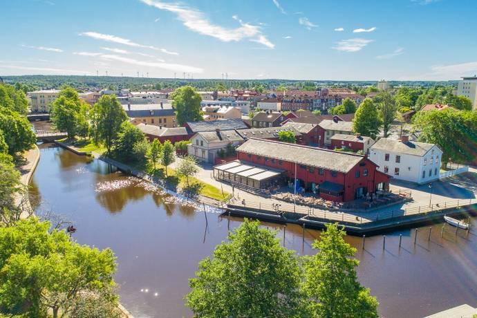 Bild: 790 m² övrigt på Södra Hamngatan 5, Kristinehamns kommun Centralt