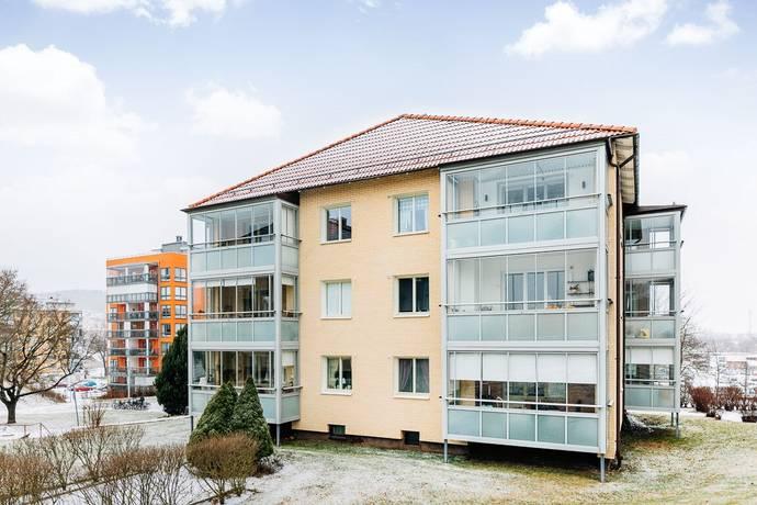 Bild: 2 rum bostadsrätt på Alströmersgatan 1, Skövde kommun Västermalm