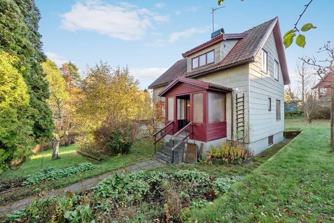 Bild: 4 rum villa på Tallåsvägen 21, Bengtsfors kommun Billingsfors