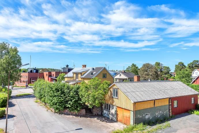 Bild: 6 rum villa på Carl Wahrens väg 23, Norrtälje kommun Hallstavik