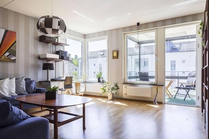 Bild: 3 rum bostadsrätt på Folkparksvägen 130, våning 4. Accept., Stockholms kommun Solberga