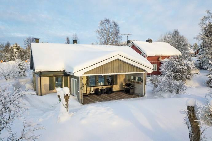 Bild: 126 m² villa på Strömnäsgatan 40, Piteå kommun Piteå