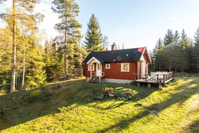 Bild: 2 rum villa på Stora Backa Granliden , Säffle kommun Kila
