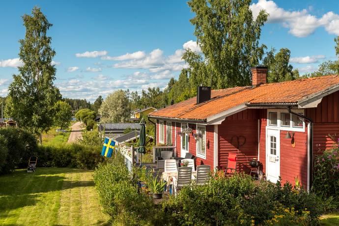 Bild: 4 rum villa på Fyrvägen 2, Hudiksvalls kommun Hudiksvall-Saltvik