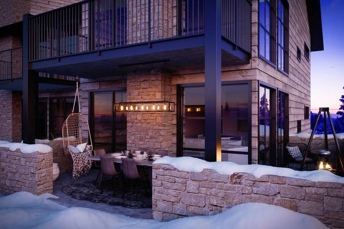 Bild: 4 rum bostadsrätt på 303 Lodge, Malung-Sälens kommun Sälen - Lindvallen