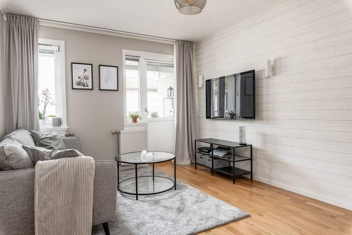 Bild: 2 rum bostadsrätt på Baggargatan 32B, Söderhamns kommun Söderhamn - Centrum