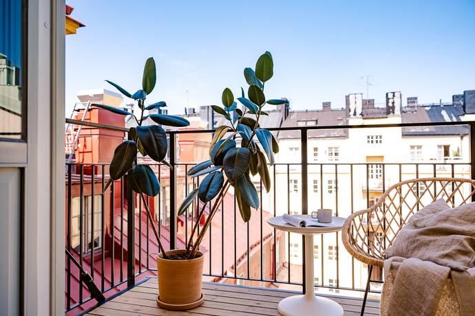 Bild: 4 rum bostadsrätt på Ringvägen 131A, 5 tr, Stockholms kommun Södermalm Katarina