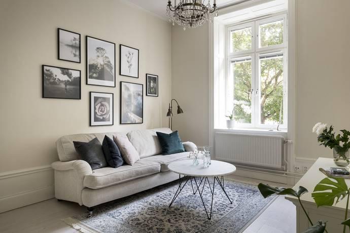 Bild: 1 rum bostadsrätt på Katarina Bangata 54, Stockholms kommun Södermalm Katarina