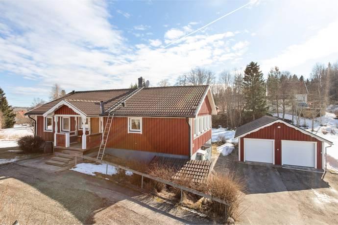 Bild: 7 rum villa på Alskogsvägen 20, Sundsvalls kommun