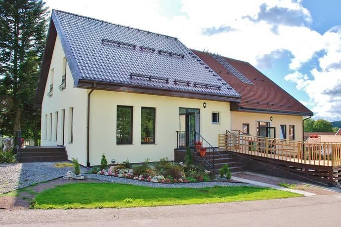 Bild: 6 rum villa på Erik Trells väg 8, Årjängs kommun Årjäng