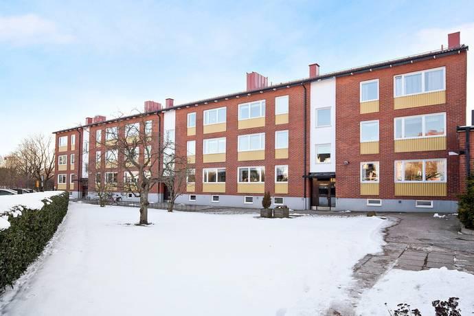 Bild: 3 rum bostadsrätt på Vallarevägen 19C, Eslövs kommun Centralt