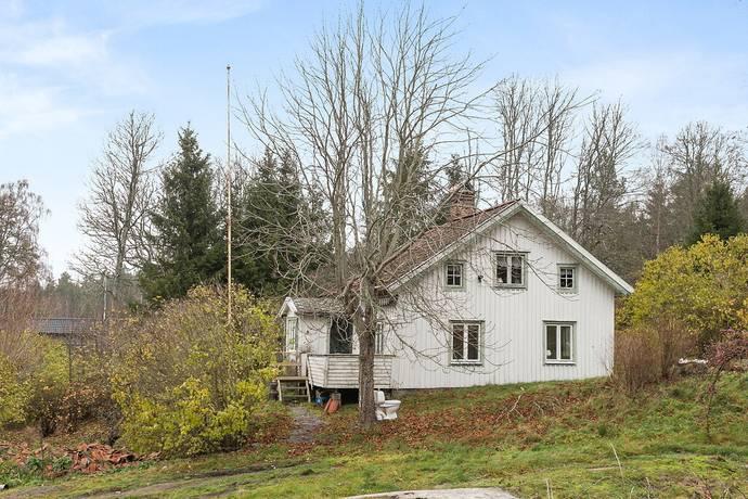 Bild: 4 rum gård/skog på Skår Södergård 240, Ale kommun SKEPPLANDA