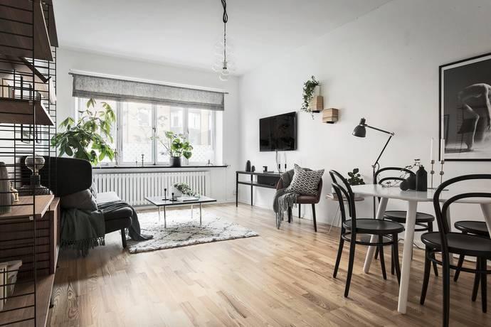 Bild: 2 rum bostadsrätt på Allhelgonagatan 7, Stockholms kommun Södermalm