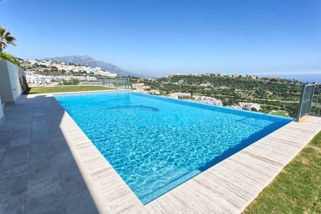 Bild: 7 rum villa på Modern villa med fantastisk utsikt!, Spanien Marbella - Benahavis