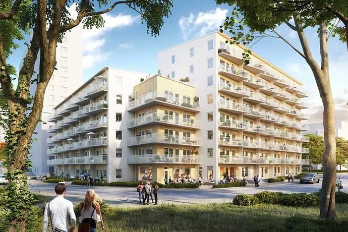 Bild: 1 rum bostadsrätt på Vackra Vägen, Sundbybergs kommun