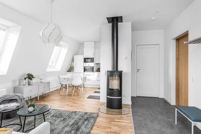 Bild från Vasastaden - Brf Vasafortet