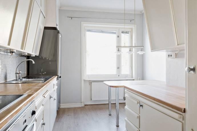 Bild: 2 rum bostadsrätt på Hagåkersgatan 4 B, Mölndals kommun Mölndal - Bosgården
