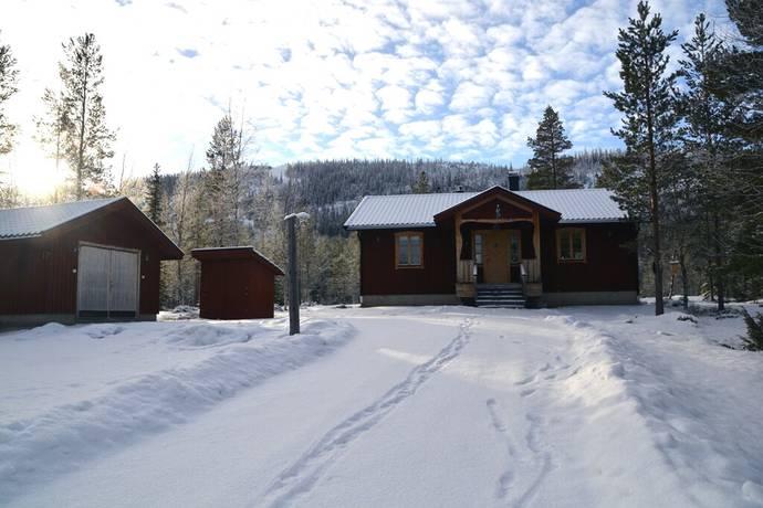 Bild: 3 rum fritidshus på Missionsvägen 17, Bergs kommun Klövsjö