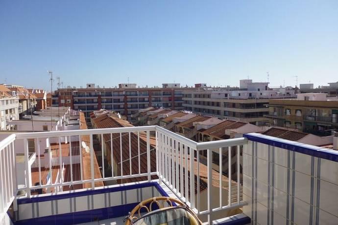 Bild: 2 rum villa på Vacker takvåning med panoramautsikt, Spanien Acequion-Torrevieja-Costa Blan