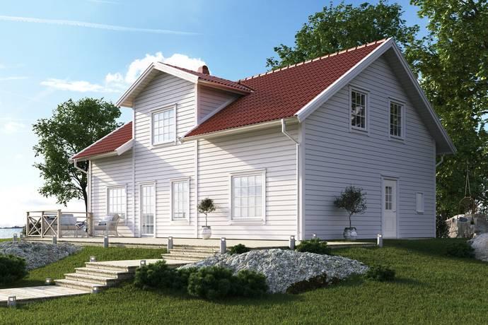 Bild: tomt på Lundby 350, Kungälvs kommun Kareby