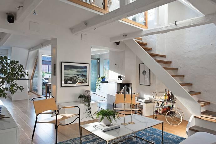 Bild: 5 rum bostadsrätt på Nybrogatan 75, Stockholms kommun Östermalm