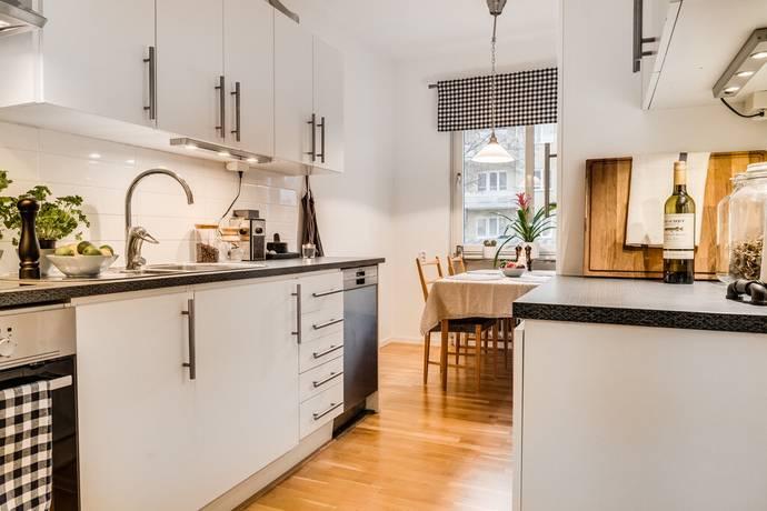 Bild: 2 rum bostadsrätt på Norrbölegatan 33C, Skellefteå kommun Norrböle