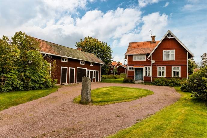 Bild: 5 rum villa på Parkgatan 6, Leksands kommun Centrala Leksand
