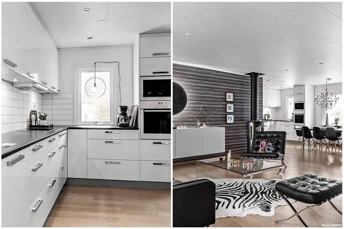 Bild: 5 rum villa på Barkborrevägen 21, Kristianstads kommun Åhus - Täppet