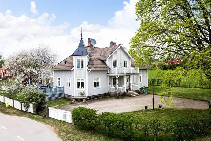 Bild: 7 rum villa på Byvägen 29 , Växjö kommun Furuby