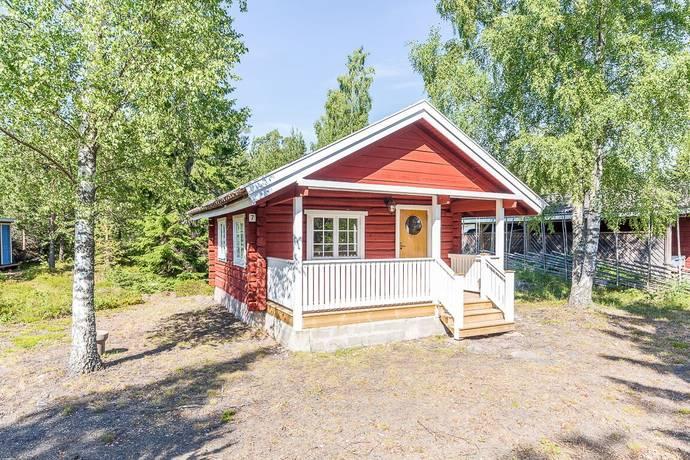 Bild: 1 rum villa på Rännavägen 7, Gävle kommun Utvalnäs