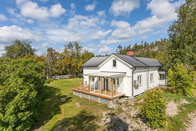 Bild: 3 rum villa på Krokvägen 16, Sundsvalls kommun Kvissleby