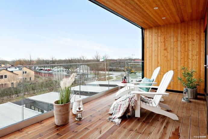 Bild: 6 rum villa på Brunnshögsgatan 4D, Lunds kommun Brunnshög, Lund