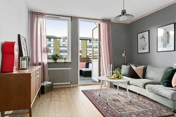 Bild: 1,5 rum bostadsrätt på Blandsädesgatan 1D, Mölndals kommun Bifrost