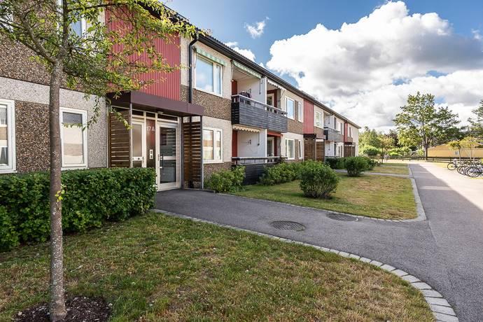 Bild: 2 rum bostadsrätt på Åkervägen 17A, Växjö kommun Sandsbro