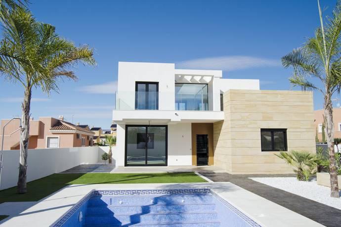 Bild: 4 rum villa på Egen villa med mycket ljus med pool, Spanien La Marina - Costa Blanca