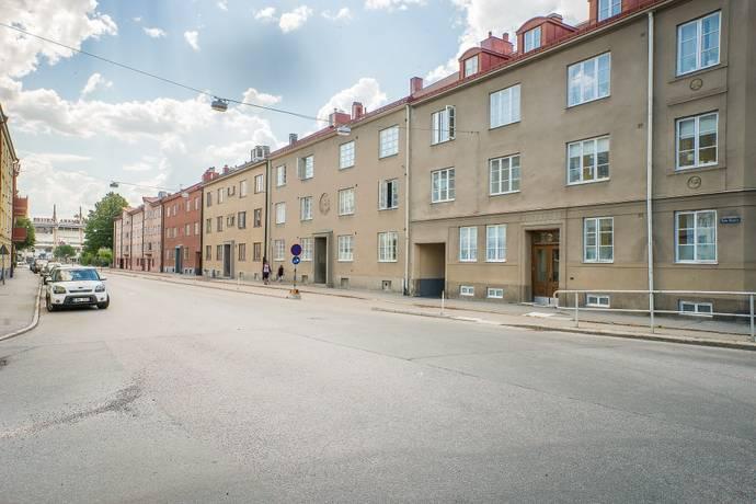 Bild: 1 rum bostadsrätt på Kasten Ottergatan 4, Örebro kommun Centralt öster