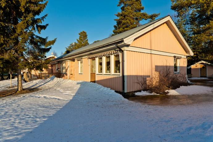 Bild: 4 rum villa på Griffelgatan 30, Skellefteå kommun BUREÅ